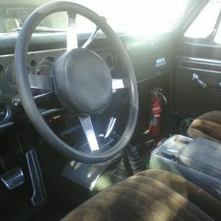 1970 GMC Custom Deluxe 2500