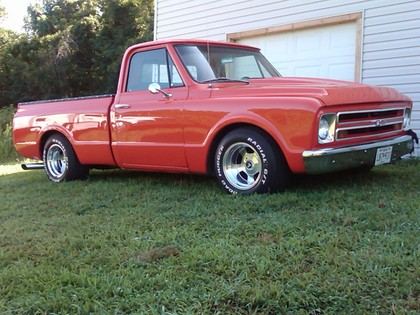 1967 Chevy C10 Chevrolet Chevy Trucks For Sale Old