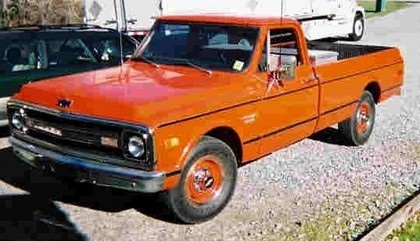 1970 chevy c20 custom camper chevrolet chevy trucks for sale old trucks antique trucks. Black Bedroom Furniture Sets. Home Design Ideas