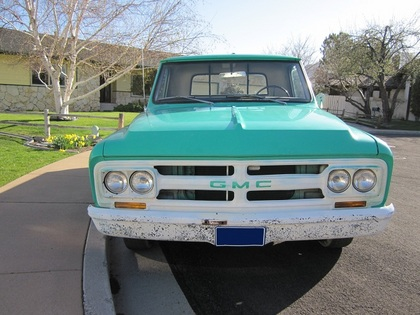 Dodge Trucks For Sale By Owner >> 1967 GMC 1/2 ton pickup - GMC Trucks for Sale | Old Trucks, Antique Trucks & Vintage Trucks For ...