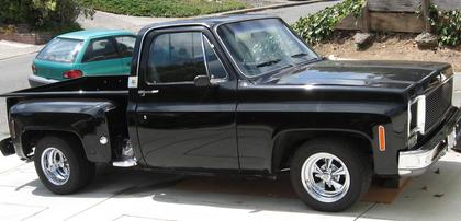 1976 Chevy stepside