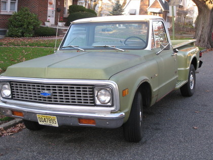 1971 Chevy C10 Chevrolet Chevy Trucks for Sale Old