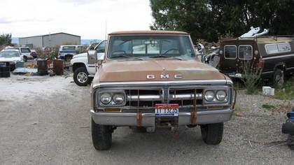 1971 GMC C3500