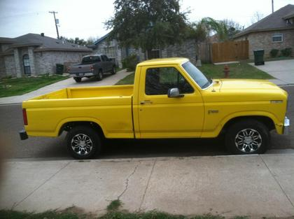 1983 Ford F100 Ford Trucks for Sale Old Trucks