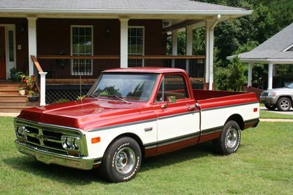 1970 GMC SWB 1500 Custom