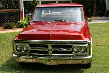 1970 Gmc Swb 1500 Custom Gmc Trucks For Sale Old
