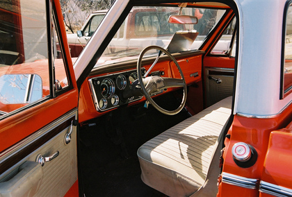 Hqdefault further B C D Afd E Bf Adceaf Chevy Truck Chevy Pickups together with Img in addition A Da Fe Fd C A C D A Engine Chevy as well Interior Driver Side. on 1970 chevrolet c10