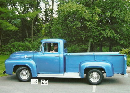 1956 Ford F100 Ford Trucks For Sale Old Trucks