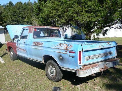 1974 ford f100 ranger ford trucks for sale old trucks antique trucks vintage trucks for. Black Bedroom Furniture Sets. Home Design Ideas