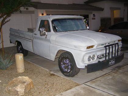 1964 GMC 3/4 ton longbed V8