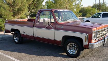 1978 Chevy Half Ton Pickup - Bonanza 10 - Chevrolet ...