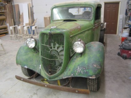 1935 ford flat bed ford trucks for sale old trucks antique trucks vintage trucks for sale. Black Bedroom Furniture Sets. Home Design Ideas