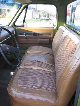 New Ford Truck >> 1974 Chevy Custom Deluxe - Chevrolet - Chevy Trucks for ...