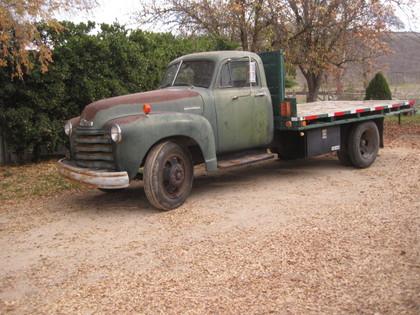 1952 Chevy 4400 1-1/2 Ton