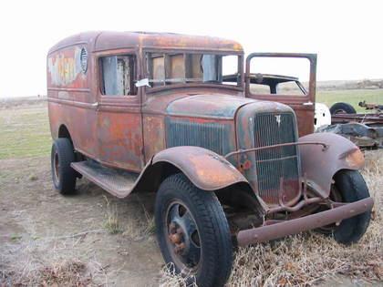 1933 ford 1 1 2 ton panel truck flat head v8 ford trucks for sale old trucks antique trucks. Black Bedroom Furniture Sets. Home Design Ideas