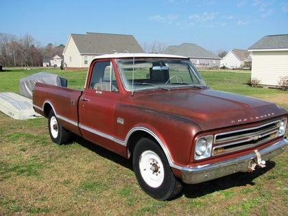 1967 Chevy CST
