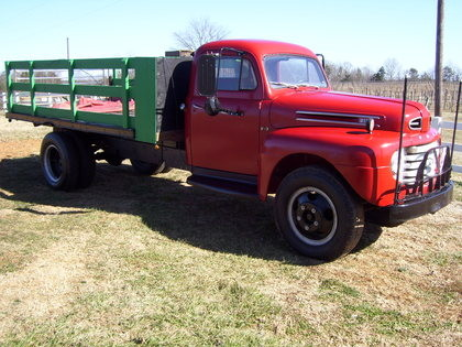 1949 Ford f7