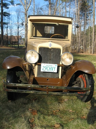 1929 Chevy AC International - Chevrolet - Chevy Trucks for ...