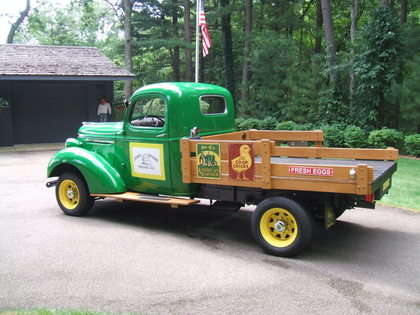 1940 chevy hd 3 4 ton custom restored chevrolet chevy trucks for sale old trucks antique. Black Bedroom Furniture Sets. Home Design Ideas
