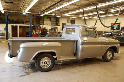 Old Dodge Trucks >> 1966 Chevy C10 - Chevrolet - Chevy Trucks for Sale | Old ...