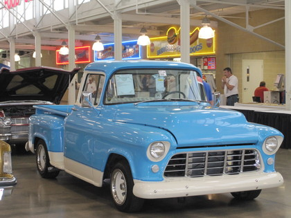 1955 Chevy Stepside Chevrolet Chevy Trucks For Sale