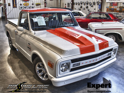 1970 Chevy C-10 Step Side Short Bed 455ci