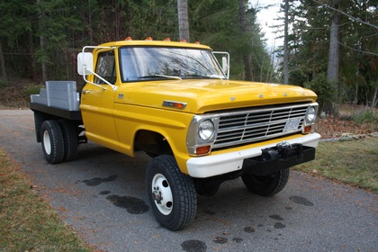 Craigslist Heavy Duty Trucks >> 1969 Ford F350 NAPCO 4X4 - Ford Trucks for Sale | Old Trucks, Antique Trucks & Vintage Trucks ...