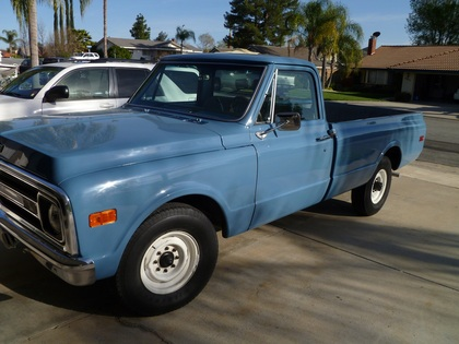 1970 Chevy C20 Chevrolet Chevy Trucks For Sale Old