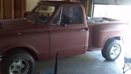 1972 Chevy chevy stepside