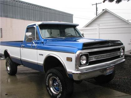 1970 Chevy C10 4x4 Chevrolet Chevy Trucks For Sale