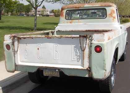 1959 Ford F100 Custom Cab Short Bed Ford Trucks For Sale