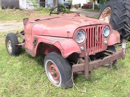 1965 Jeep CJ5 ?