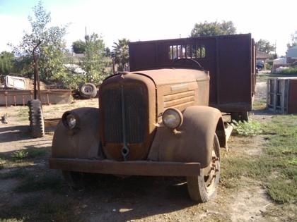 1936 GMC T18B