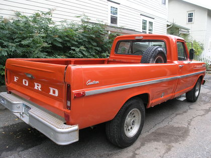 Custom F250 Trucks >> 1971 Ford F250 custom - Ford Trucks for Sale | Old Trucks ...