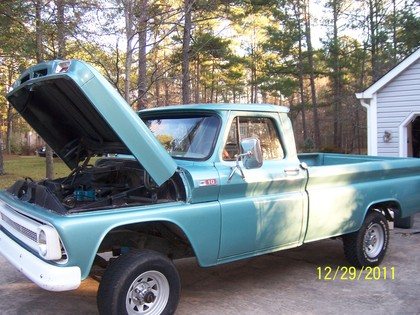 1965 Chevy K10 Chevrolet Chevy Trucks For Sale Old