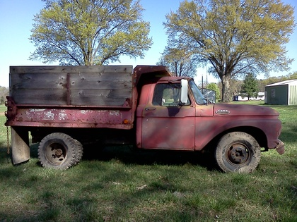 1963 Ford F350