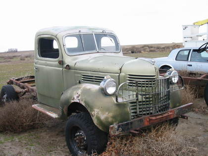 Dodge Power Wagon For Sale >> 1941 Dodge Power Wagon - Dodge Trucks for Sale | Old