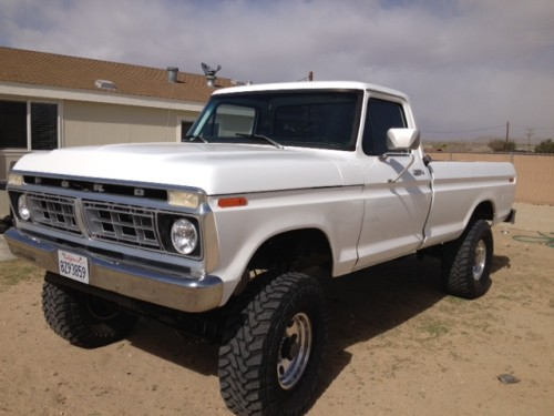 1977 Ford F 250 Ford Trucks For Sale Old Trucks