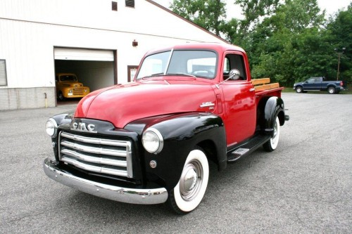 1949 Gmc 100 Series Gmc Trucks For Sale Old Trucks