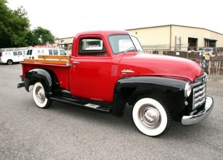1949 GMC 100 series