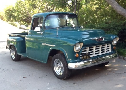 1955 Chevy 3600 Pickup – Runs Good