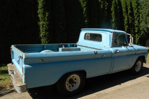1965 Chevy 3 4 Ton Pickup Chevrolet Chevy Trucks For