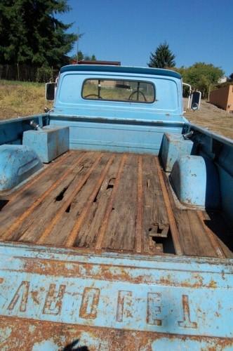 1965 Chevy 3  4 Ton Pickup - Chevrolet