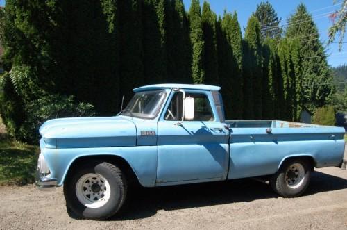 1965 chevy 3 4 ton pickup chevrolet chevy trucks for sale old trucks antique trucks. Black Bedroom Furniture Sets. Home Design Ideas