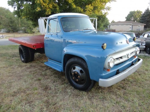 1953 Ford Ford F 600 Ford Trucks For Sale Old Trucks