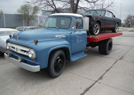 1953 Ford Ford  F-600