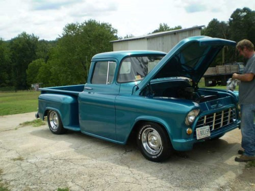 1955 Chevy 2nd series - Chevrolet - Chevy Trucks for Sale ...