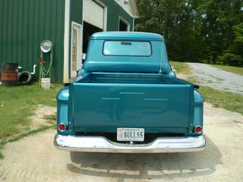 1955    Chevy       2nd       series        Chevrolet        Chevy       Trucks    for Sale