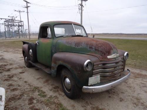 Bill Dodge Gmc >> 1951 Chevy 3600 3/4 ton - Chevrolet - Chevy Trucks for ...