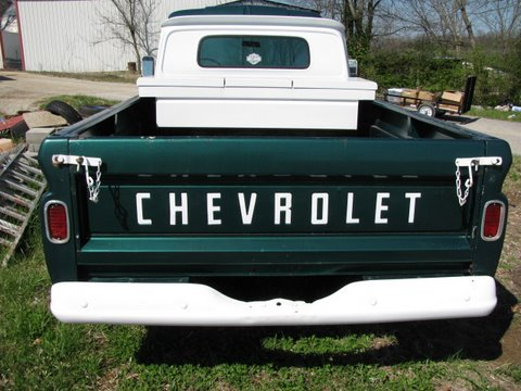 on Chevrolet 6 Cylinder Truck Engines